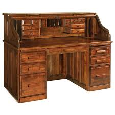 amish roll top desk