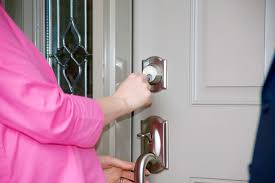person locking door. Advertisements Person Locking Door H