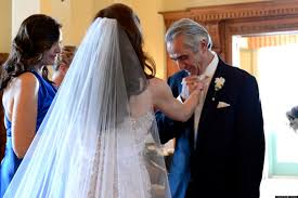 The Wedding Day Through A Father S Eyes Huffpost