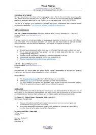 Monster Resume Templates Monster Sample Nice Monster Resume