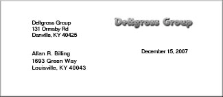 Best Solutions Of How To Format A Business Envelope About Cover