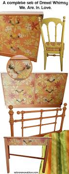 whimsy furniture. drexel whimsy furniture e