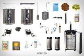 essentials home brew want