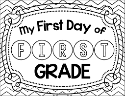 1st Grade School Coloring Pages Wecoloringpage