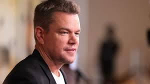 Matt Damon on Why He Got Emotional Over ...