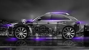 infiniti fx crystal city car
