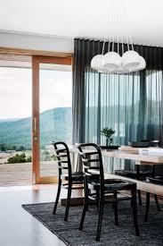 Best  Sheer Curtains Ideas On Pinterest - Modern dining room curtains