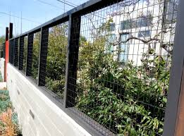 wire trellis fence outdoor waco creative touch to