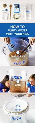 How To Filter Water At Home Best 10 Water Purification Ideas On Pinterest Zombie Apocalypse