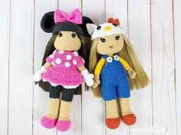 Amigurumi Doll Pattern Best Decoration