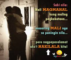 Tagalog Love Quotes Pinoy Sweet Love Quotes and Tagalog Love Quotes Boy Banat 21