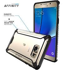 Poetic Affinity Series Premium Protective Case for Samsung Galaxy Note 5 Best cases \u0026 accessories
