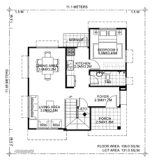 140 Sq Meter House Design Print This Design Pinoy Eplans