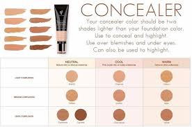 Younique Touch Concealer Color Chart Find Your Shade