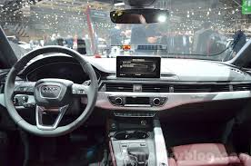audi q 3 2018. contemporary 2018 2016 audi a4 allroad quattro dashboard at the geneva motor show live and audi q 3 2018