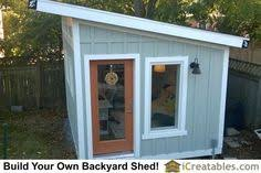 backyard office plans. Shed Ideas - Plans Lean To Office More Now You Can Build ANY In A Weekend Even If Youve Zero Woodworking Experience! Backyard