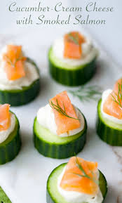 Light Summer Appetizer Ideas Cucumber Smoked Salmon Hor Doeuvres More Cold Finger