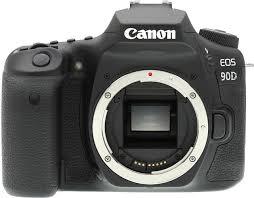Canon Video Camera Comparison Chart Canon 90d Review