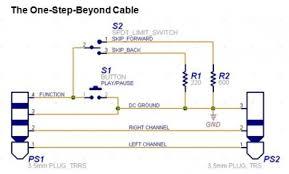 headphone volume control wiring diagram wiring diagram in line volume control doesn t work on new headphones