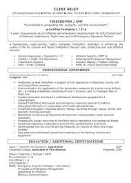promotional resume sample fire department promotional resume template fire department resumes
