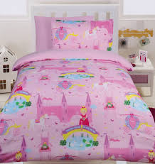 Fairy Tale glow in the dark quilt cover set from Kids Bedding ... & Fairy Tale glow in the dark quilt cover set from Kids Bedding Dreams Adamdwight.com