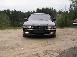 BMW Convertible bmw 7 2001 : Used 1998 BMW 7-series Wallpapers