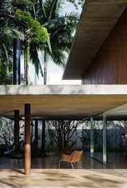 Základní koncept casa toblerone může být popsán jako jedinečný obraz: Gallery Of Toblerone House Diana Radomysler Studio Mk27 Marcio Kogan 25 Terrace Garden Design Architecture House Design