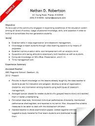 Sample Resume Cover Letter For Teachers Objective Of Teacher Resume