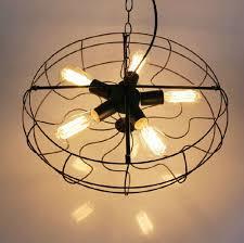 Gratis Bezorging 110 V 220 V Loft Vintage Hanglamp Armaturen E27 5