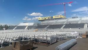 Reno Events Center Concert Seating Chart Nugget Event Center Nears Completion