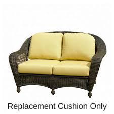 northcape charleston loveseat cushion