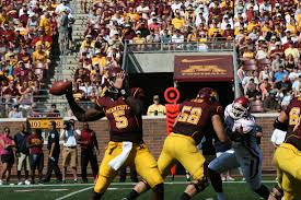 Gopher Football 2012 Projecting The Offense The Daily Gopher