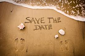 Save The Dates Wedding