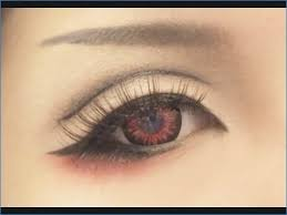 tutorial anime eye makeup 1 cartoon eyes makeup tutorial