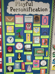 best figurative language images english  fun personification in my fourth grade classroom today i the children book the little red pen which is filled examples of personification