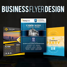 Create Business Flyer Create A Business Flyer Or Brochure