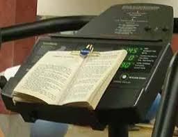 Treadmill Magazine Holder Exercise Book Holder Easy Book Clip treadmill elliptical 1