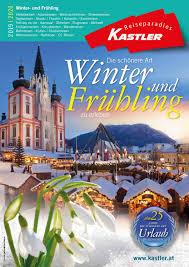 Reiseparadies Busreisen Kastler Winter Und Frühling 2019