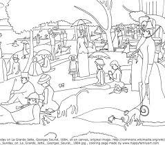 Small Picture Kids Famous Artwork Coloring Pages New On Creative Tablet great