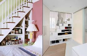 office brilliant chic under stairs home decorating ideas