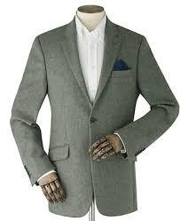<b>Men's blue</b> wool-blend micro pattern <b>single</b>-<b>breasted</b> jacket | Savile ...