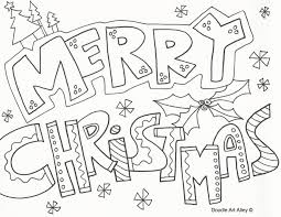 Small Picture Download Coloring Pages Merry Christmas Coloring Pages For Kids