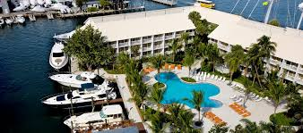 hilton fort lauderdale marina hotel fl daytime view of pool