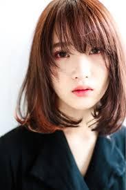 顔型別髪型に迷うなら顔の形で決めるおすすめヘアスタイル集hair