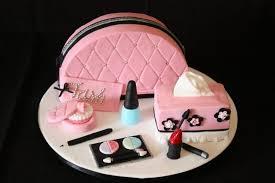 makeup bag cake tutorial cakes on shaun the