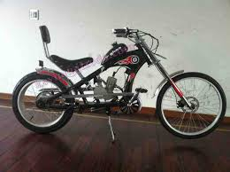 cheap chopper bicycle 80cc engine kit chopper bike gas motor