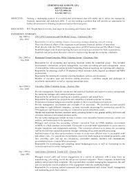 internship accounting resume ...