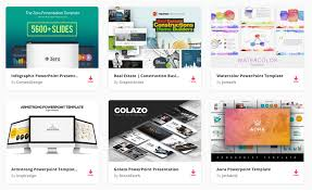 Ppt Template Cool Amazing Powerpoint Templates 25 Awesome Powerpoint Templates With