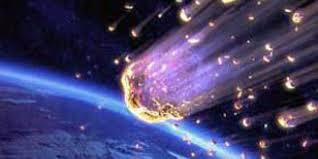 Resultado de imagen de Luz Azul Celeste a gaia meteoritos