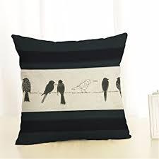 office nap pillow. 17 Inch Home Cotton Hemp Decoration Pillowcase,Car Cushion,Office Nap Pillow ,Modern Office K